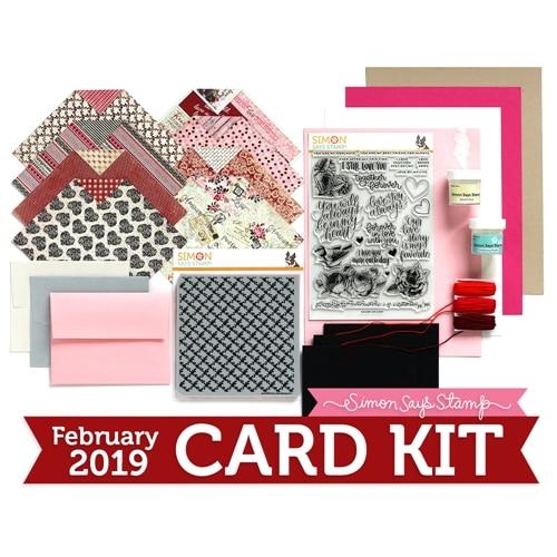 Feb 2019 Card Kit sandimaciver.com