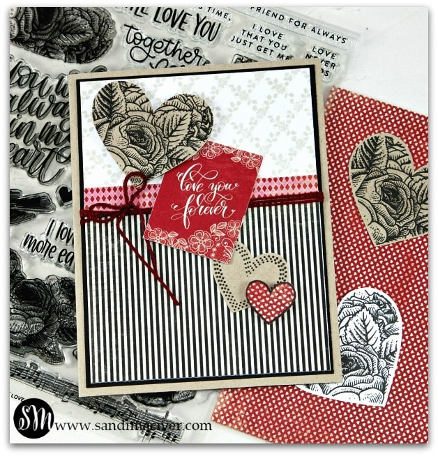 Love Always Card 2 from sandimaciver.com