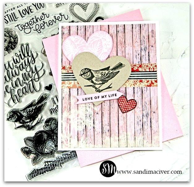 Love Always Card 4 from sandimaciver.com