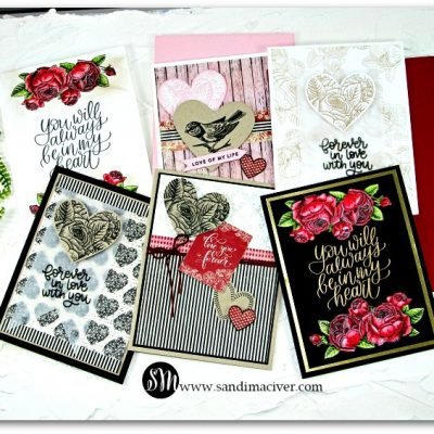 Simon Says Stamp – Card Kit – Feb 2019