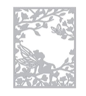 hero arts Fairy Window Die from Simon Says Stamps