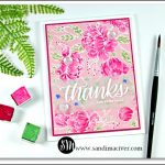 Simon Says Stamp Pretty Peonies background Stamp from sandimaciver.com