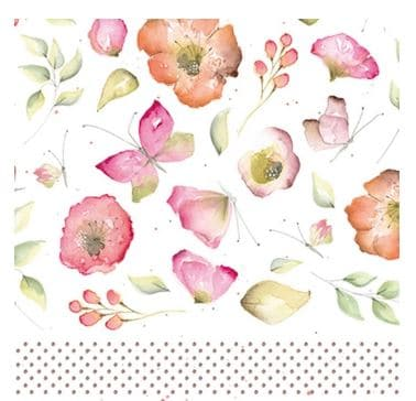 Moda Scrap Let Your Soul Bloom paper for card 2