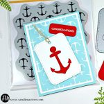 Simon Says Stamp Anchor Cards