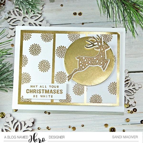 Hero Arts Wonder and Magic of Christmas
