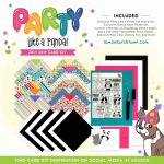 Party Like a Panda August Card Kit