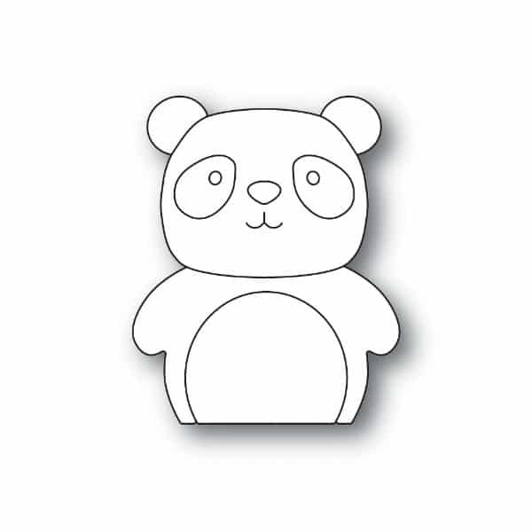 Picture book panda die