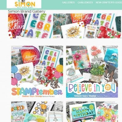 Simon Says Stamp Stamptember – Limited Edition Daily Releases