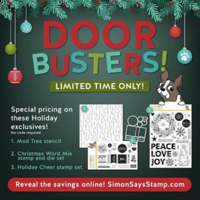 Big Deals at Simon Says Stamps and Others