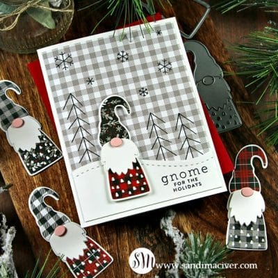 Simon Says Stamp – Gnome for the Holidays Card Kit