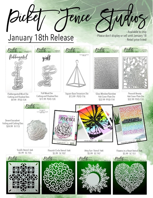 Picket Fence Studios January Release 3