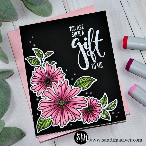 More Cardmaking fun with Gina K