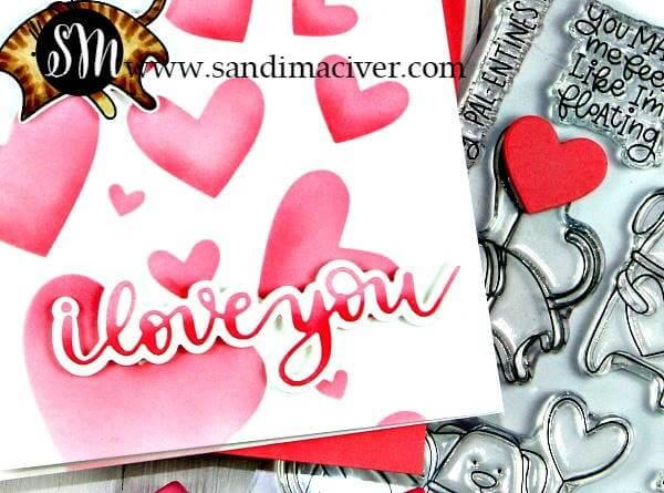 Simon Says Stamp I Love You