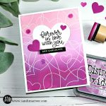 Simon Says Stamp Heart to Heart Background Stamp