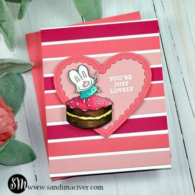 Stamping Bella Valentine