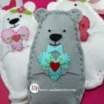 Valentine Bear Hugs