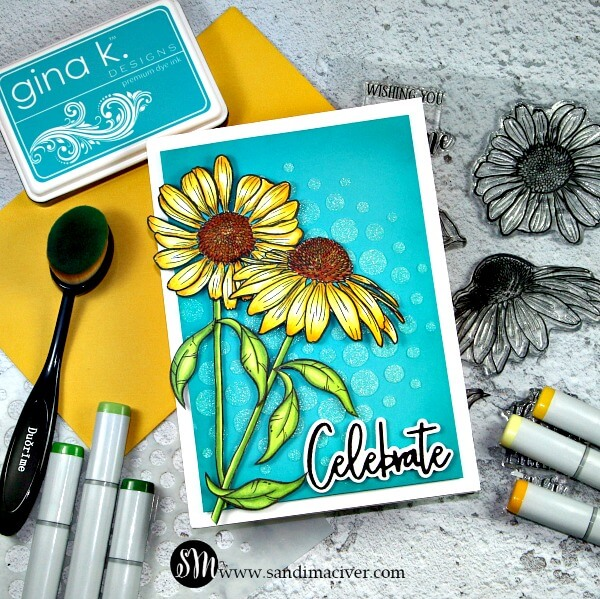 Cardmaking with Gina K Designs