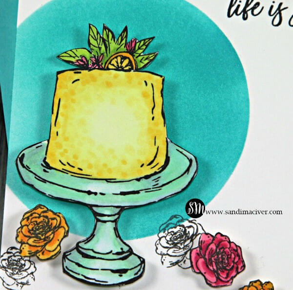 Let's Decorate the Cake