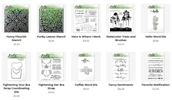 Picket Fence Studios February release