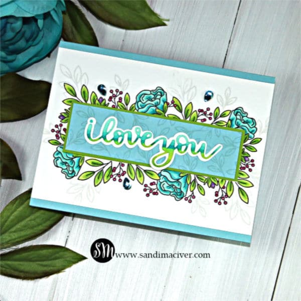 SSS Feb Cardmaking Kit