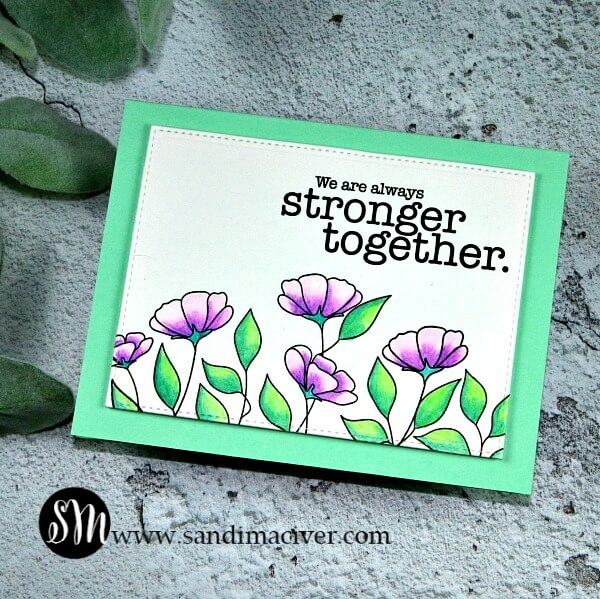 Simon Says Stamp March Card Kit 1
