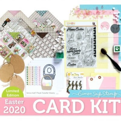 Easter 2020 card kit
