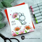 Penny Black Flying By Easter Cards