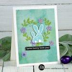 SImon Says Stamp Oh Bunny Easter Card