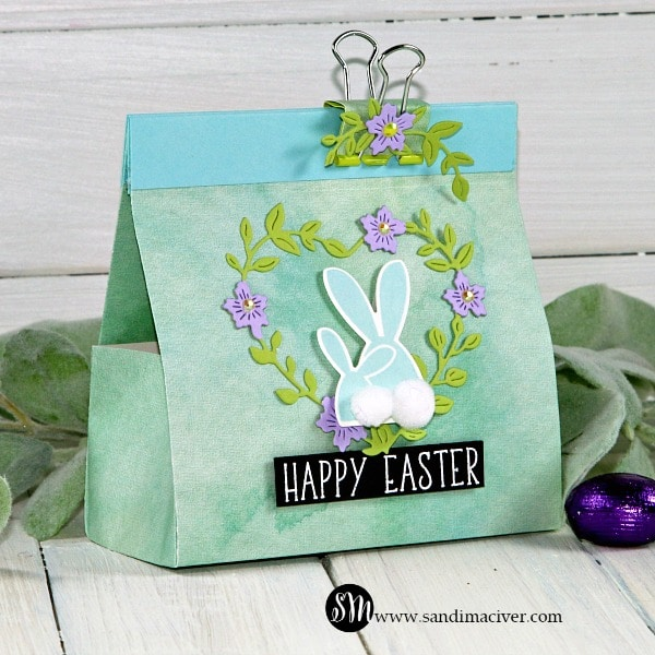 Simon Says Stamp Oh Bunny Simple Easter Box