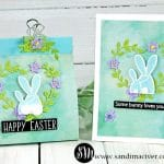 Simple Easter Box and Card with Simon Says Stamp Oh Bunny