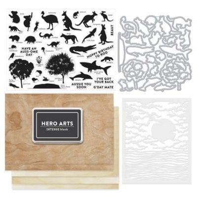 April Hero Arts Card Kit is Live
