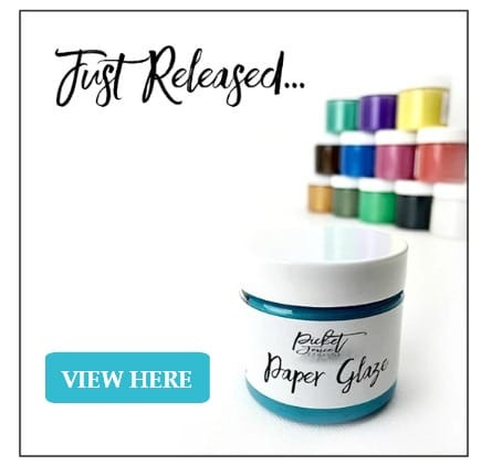 Paper Glaze from Picket Fence Studios