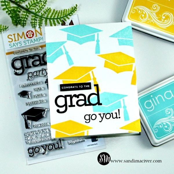 Simon Says Stamp Grad Party