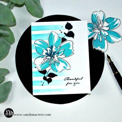 New Video – Altenew Floral Art