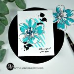 Altenew Floral Art Simple Layered Stamping