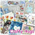 Simon Says Stamp New Release - Crafty Hugs