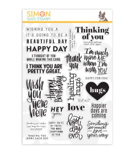 Simon Says Stamp New Release Crafty Hugs Greetings Mix 2