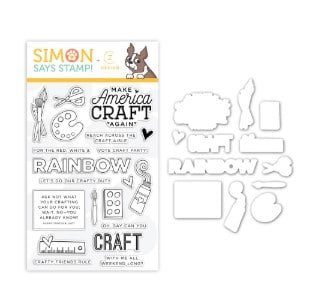 Simon Says STamp Us of Craft