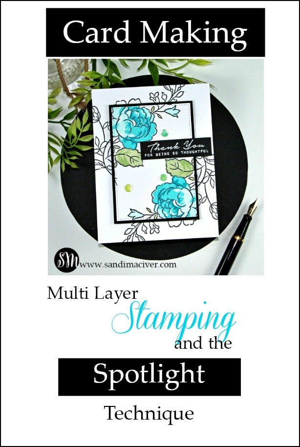 Multi Layer Stamping and the Spotlight Technique