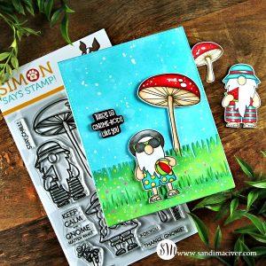 Simon Says Stamp Chillin Gnomes 2