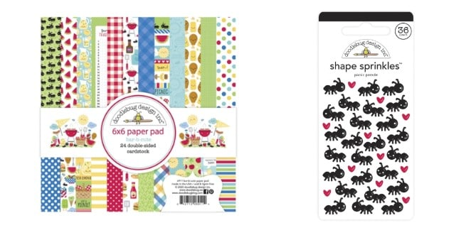 Simon Says Stamp August Card Kit paper