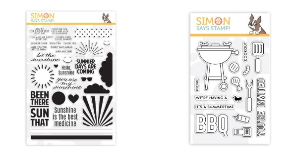Simon Says Stamp August Card Kit stamps