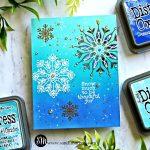 Simon Says Stamp Snowflake Builder Card 3