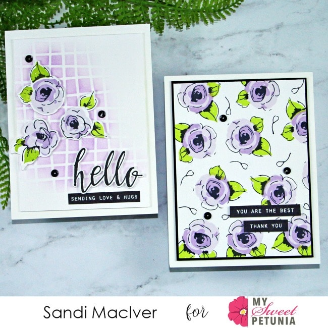Three Layer Stamping with the Misti Stamping Tool