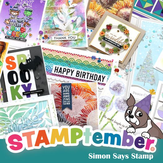 SImon Says Stamp Stamptember