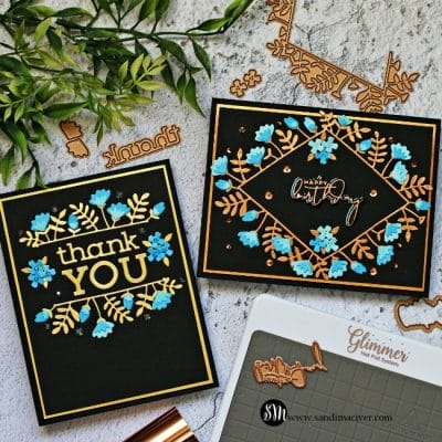 Spellbinders September Clubs of the month Blog Hop