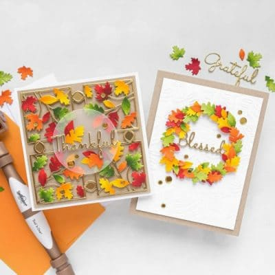 SPELLBINDERS OCTOBER KITS