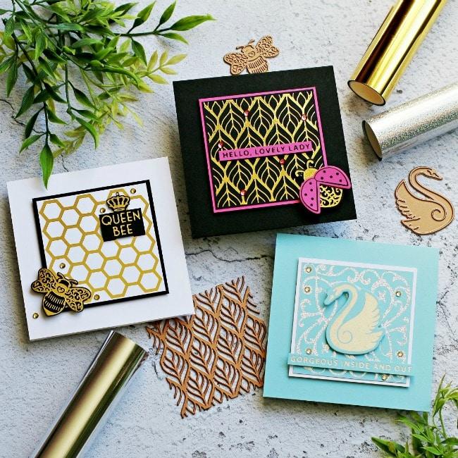 Spellbinders Becca Feeken Sweet Cardlets