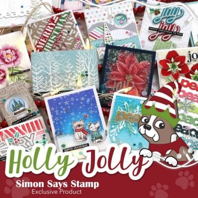 Simon Says Stamp Holly Jolly Release