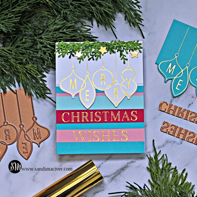 Spellbinders November Glimmer of the Month Club